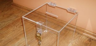 Acrylic glass products
